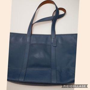 Coach tote bag large